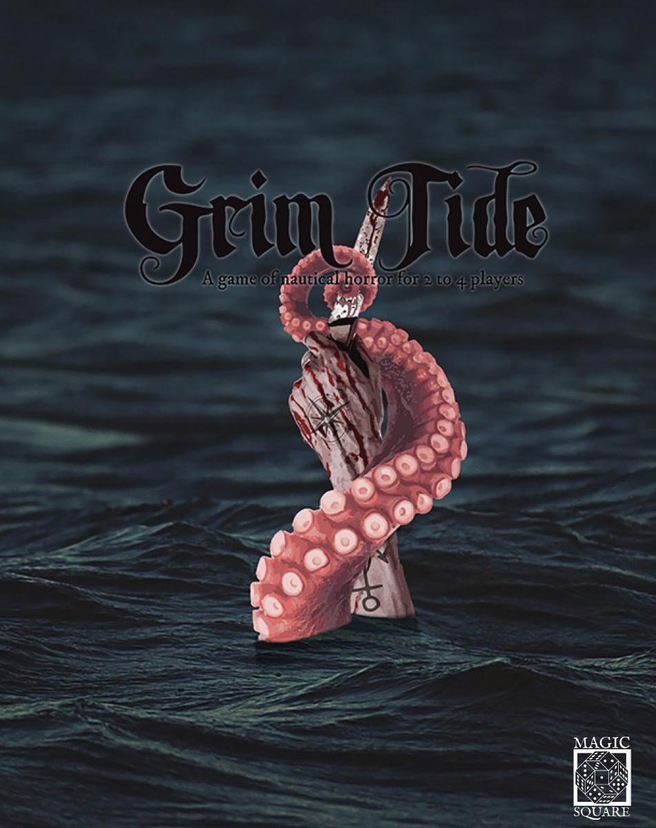 grim tide poster